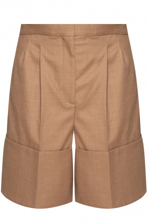 Wool shorts od Burberry