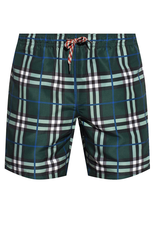 Burberry Swim shorts with logo