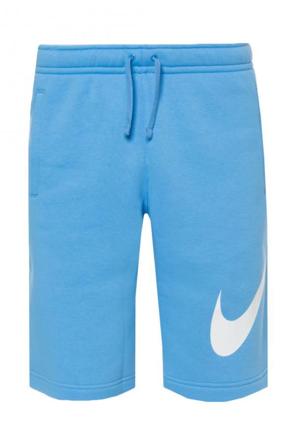 Logo sweat shorts Nike - Vitkac shop online 79bf9d0cd11d