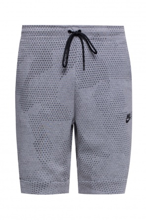Printed sweat shorts od Nike