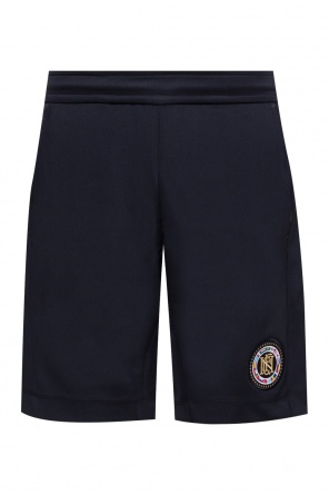 Logo-patched shorts od Nike