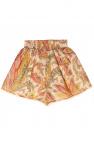 Zimmermann Kids Floral-motif shorts