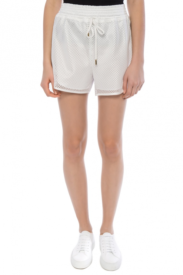 Side-stripe shorts od Versace Jeans