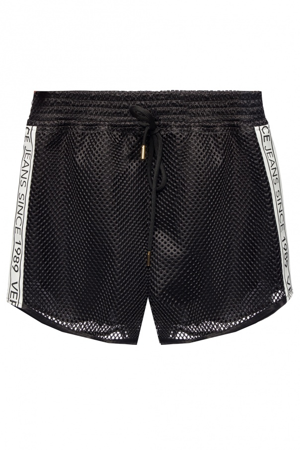 Side-stripe shorts od Versace Jeans Couture