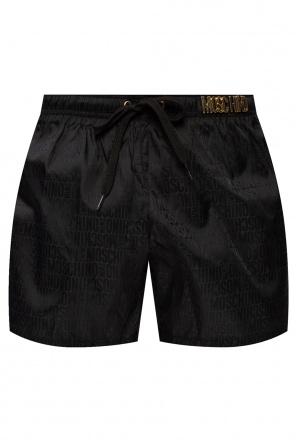 Logo swim shorts od Moschino