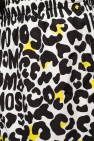 Moschino Patterned swim shorts