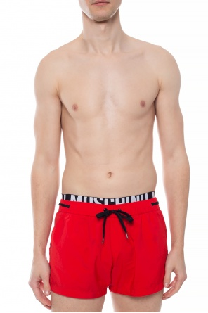 游泳短裤 od Moschino