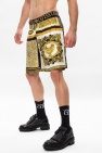 Versace Patterned shorts