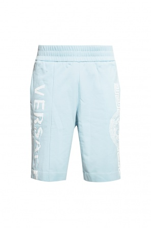 Shorts with logo od Versace