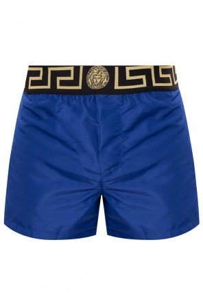 Medusa head swim shorts od Versace