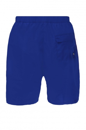 Side-stripe swim shorts od Versace