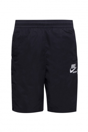 Sweat shorts with slits od Nike