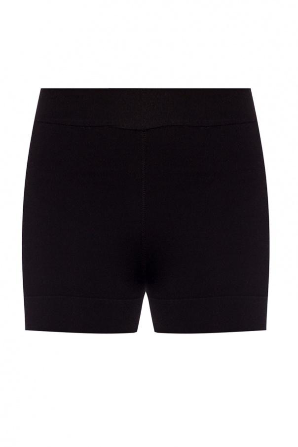 Alaia Elastic shorts