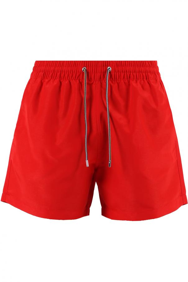 Paul Smith Drawstring swim shorts
