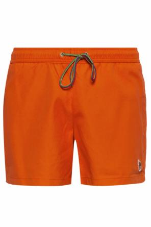 Patched shorts od Paul Smith