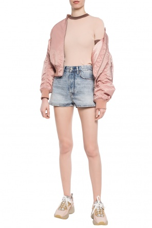 Denim shorts od Acne