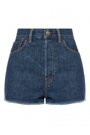 High-waisted shorts od Acne