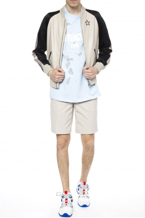 Logo-patched shorts od Givenchy