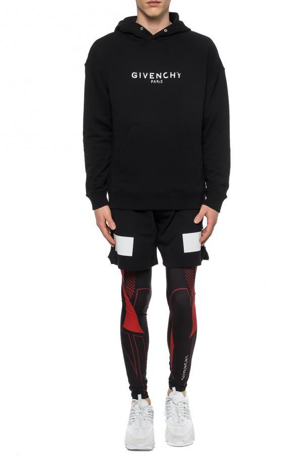 Logo sweat shorts od Givenchy