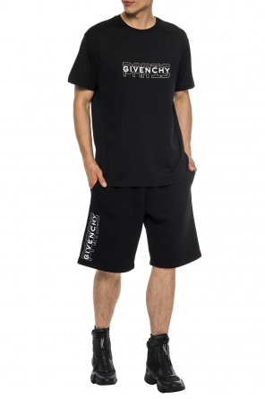 Branded sweat shorts od Givenchy
