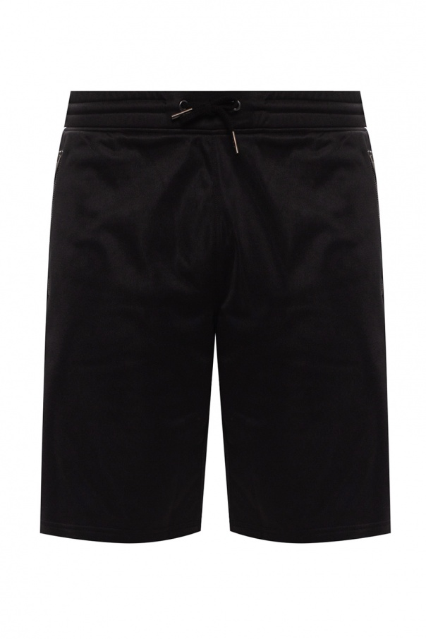 Givenchy Side-stripe shorts