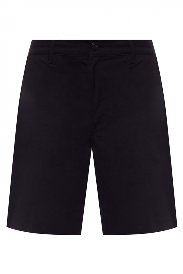 Givenchy Pleat-front shorts