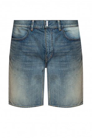 Denim shorts od Givenchy