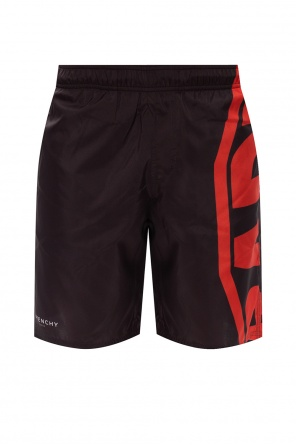 Swim shorts with logo od Givenchy