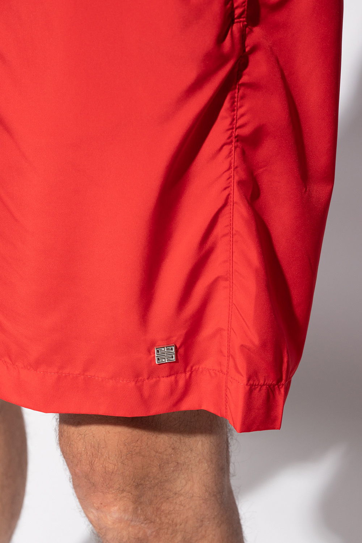 Givenchy Swim shorts with logo
