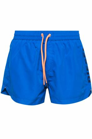 Logo swimming shorts od Diesel