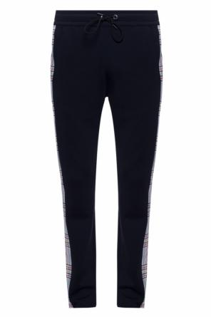 Side-stripe sweatpants od Versace Versus