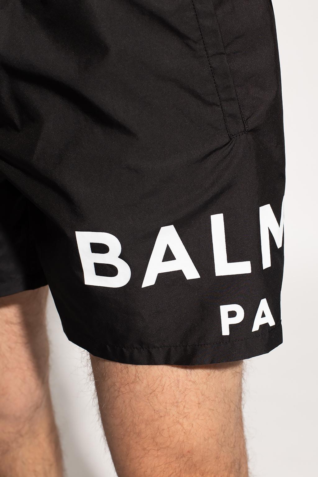 Balmain Swim shorts with logo