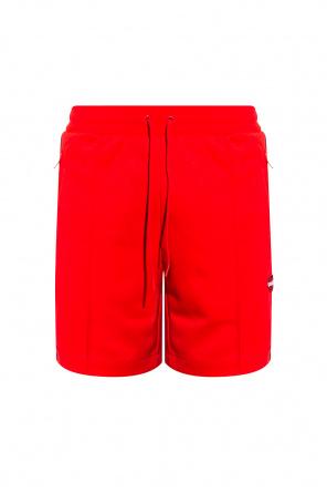 Shorts with logo od Coach