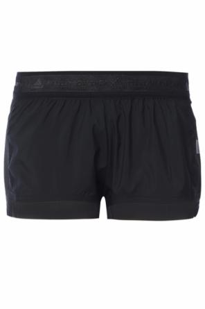 Logo shorts od ADIDAS by Stella McCartney
