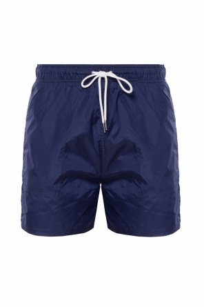 Swim shorts with logo od Woolrich