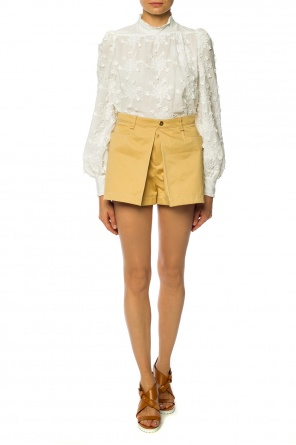 Cut-out shorts od Chloe
