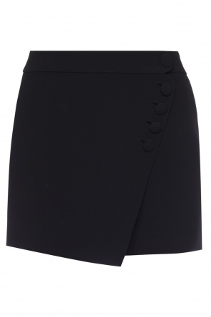 Shorts with slant closure od Chloe