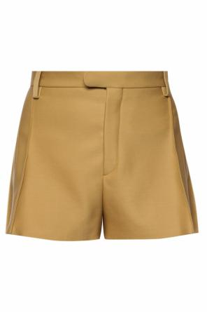 Shorts with stitching details od Chloe