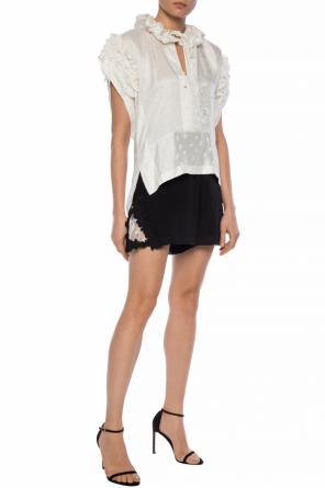 0f66fa96777 Shorts with pockets od Chloe ...