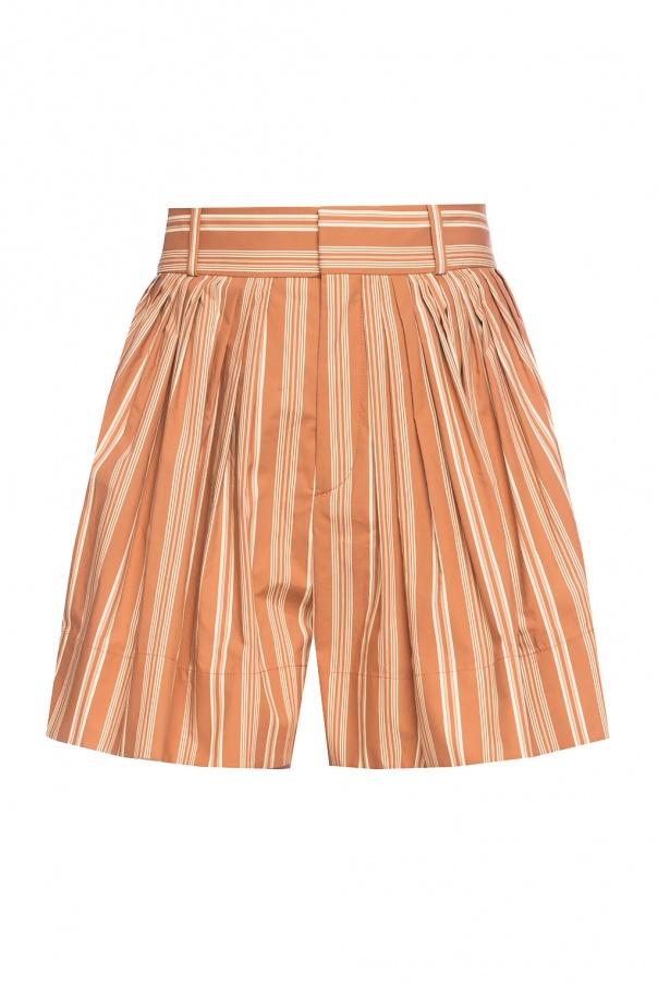 Chloé Patterned shorts