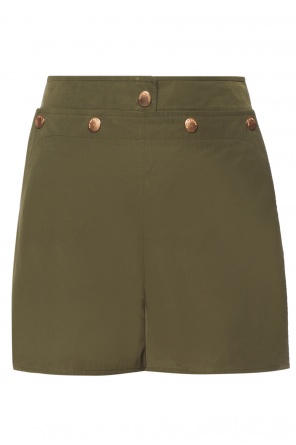 Lace-up shorts od See By Chloe