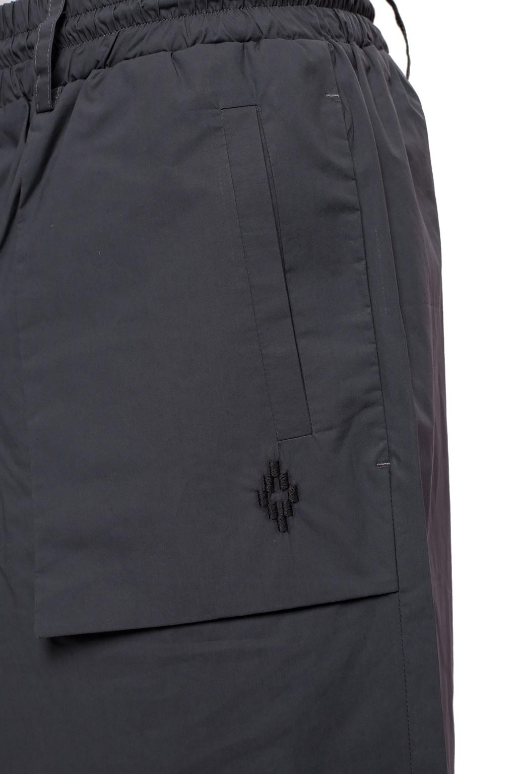 Marcelo Burlon Logo shorts