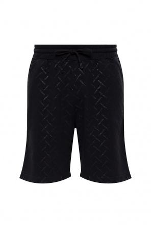 印花短裤 od Marcelo Burlon