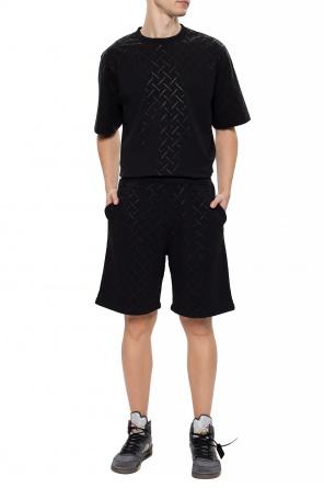 Printed shorts od Marcelo Burlon