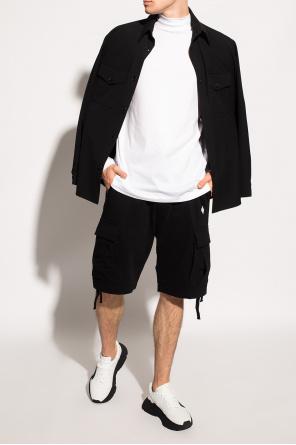Shorts with pockets od Marcelo Burlon