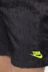 Nike Logo swim shorts