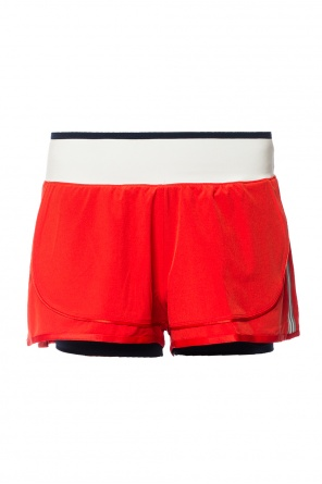 Side-stripe shorts od ADIDAS by Stella McCartney