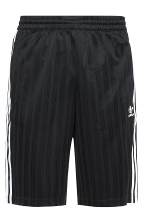 Pinstriped shorts od Adidas