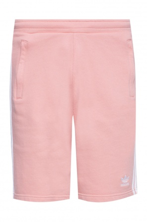 Side-stripe sweat shorts od Adidas