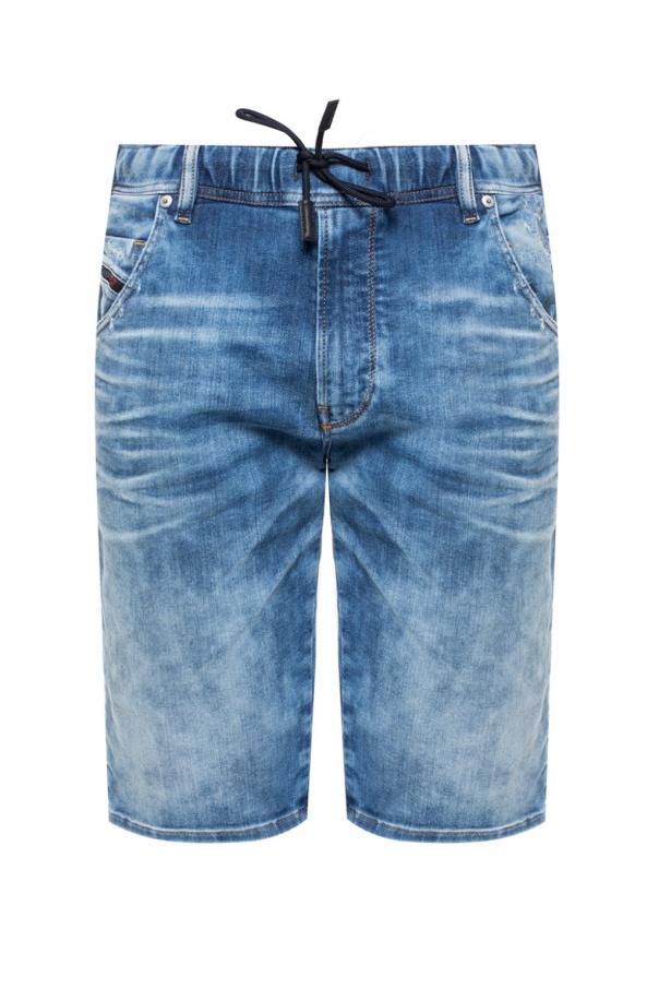 Diesel 'D-Krooshort-T' denim shorts